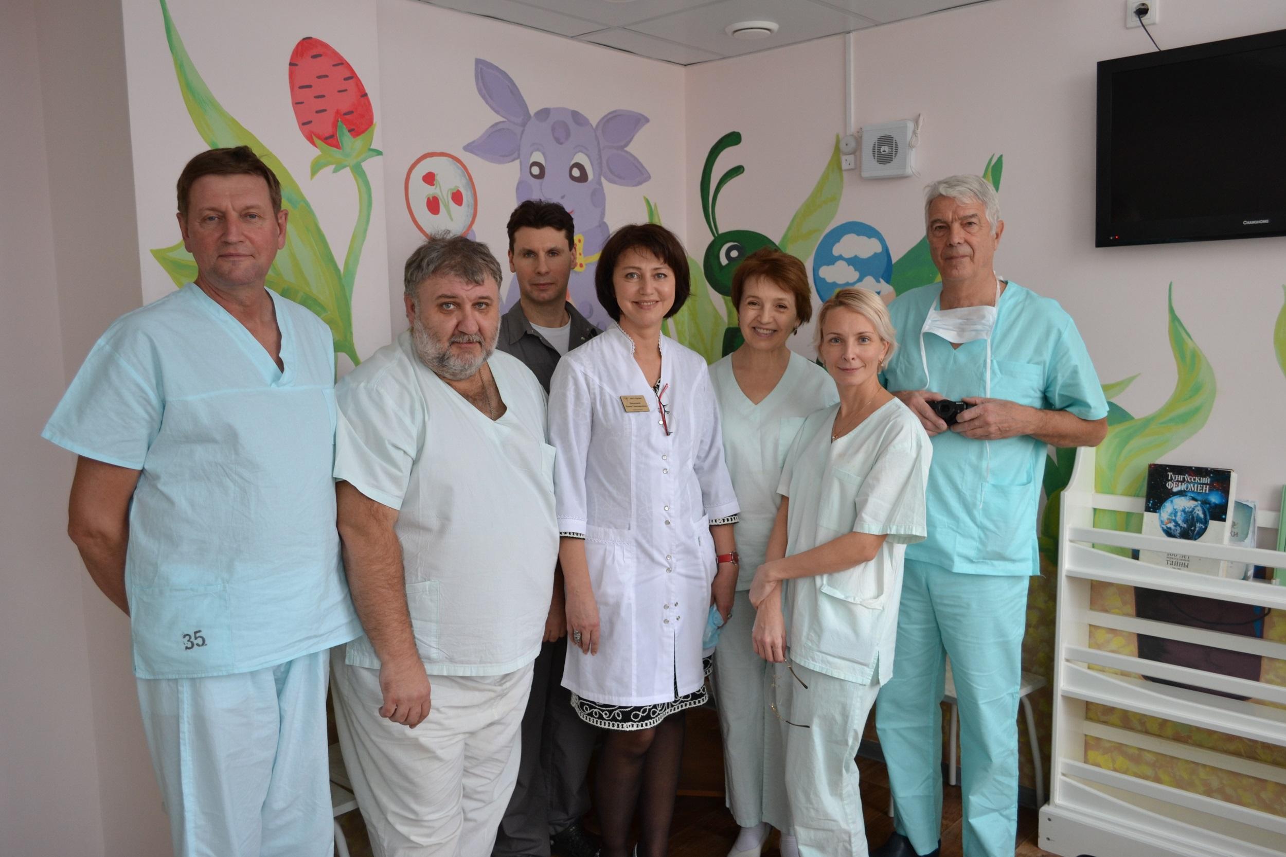 68 клиническая больница часы посещения