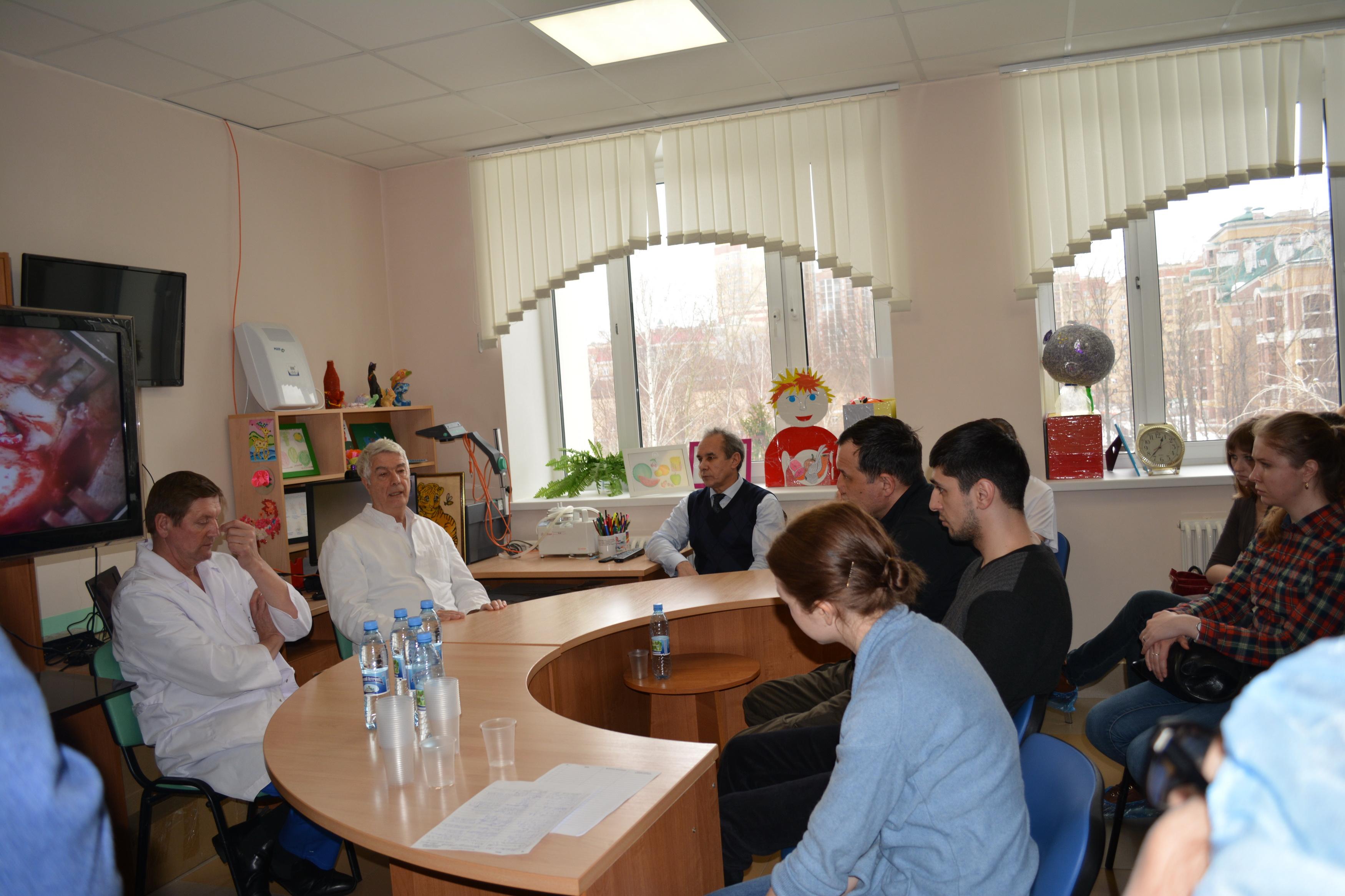 Дневные стационары при больницах москвы